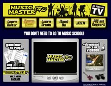 Music Master Pro Lessons