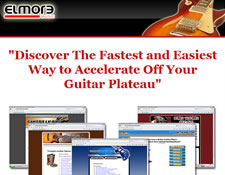Speed Learning Guitar System Lessons